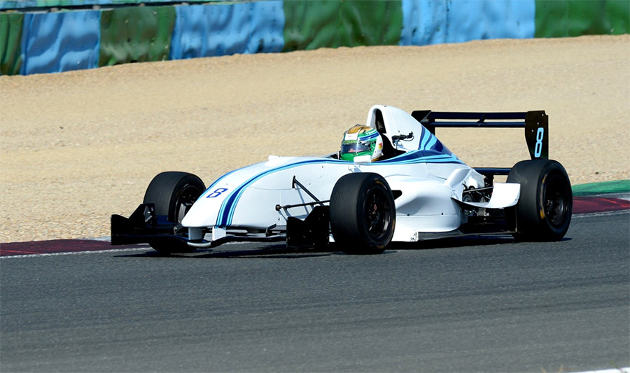 LRS Formula One Track Day
