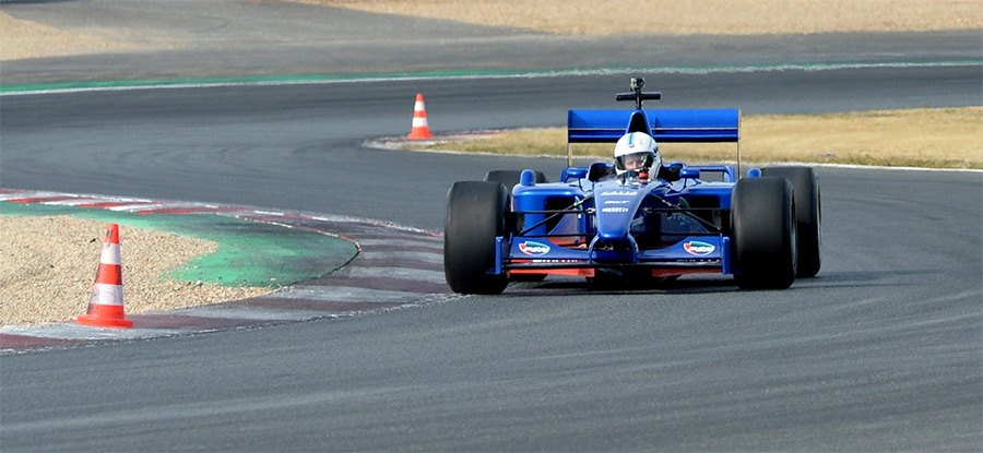 LRS Formula One Track Day Prost F1
