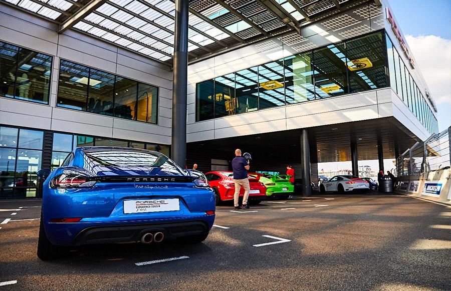 Porsche Experience Center Le Mans