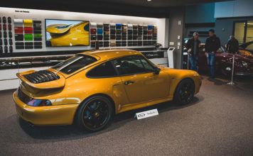 Porsche Project Gold 911 Turbo
