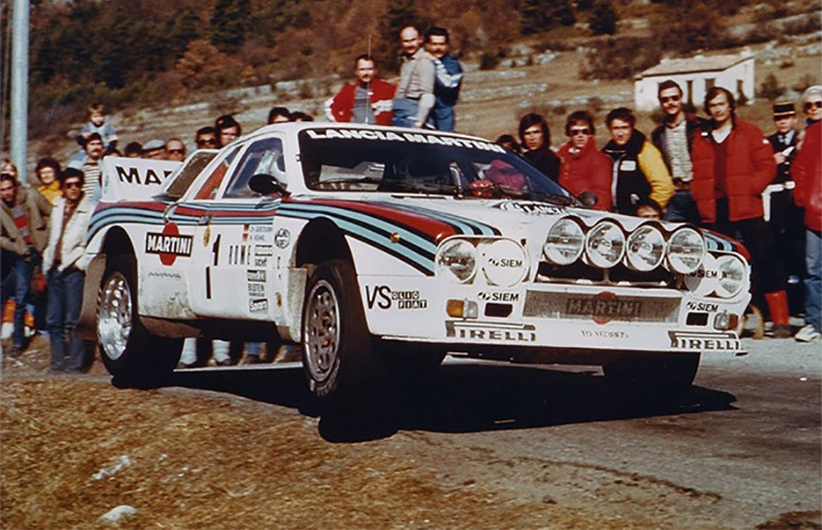 1983 Lancia 037 Rally for sale