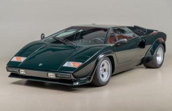 1986 Lamborghini Countach LP5000 Quattrovalvole For Sale