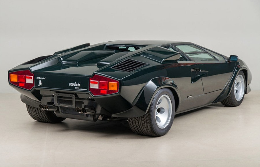 Lamborghini Miura Price >> 1986 Lamborghini Countach LP5000 Quattrovalvole - The Speed Journal