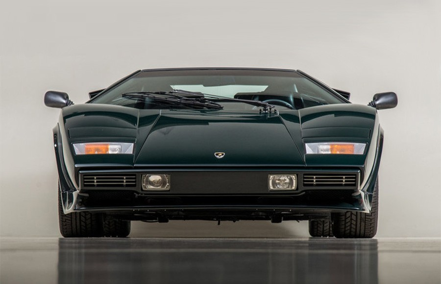 1986 Lamborghini Countach Lp5000 Quattrovalvole The Speed Journal