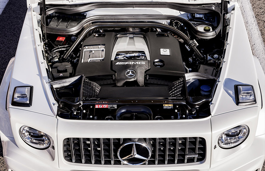 2019 Mercedes-AMG G 63 Pricing