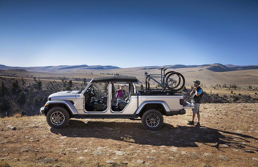 2020 JeepGladiator
