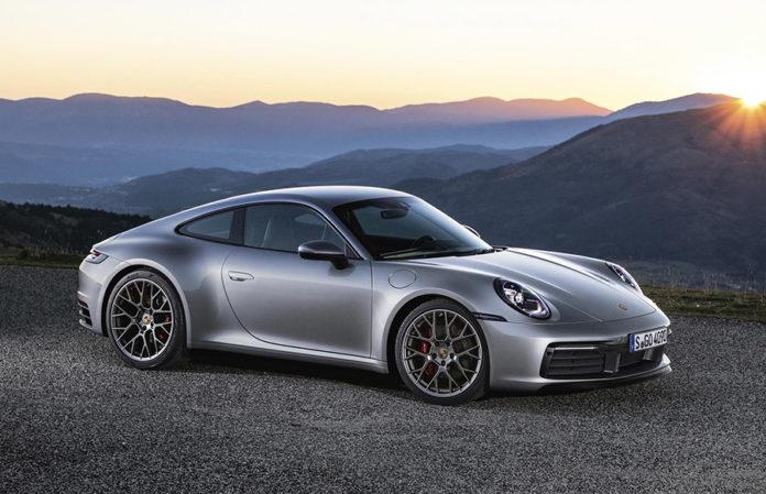 2020 Porsche 911 Carrera S and 4S