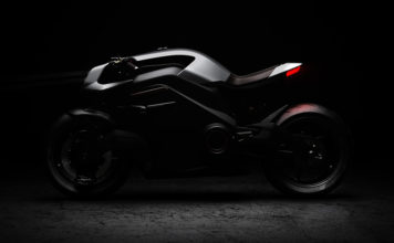 Arc Vector Electric Motorcycle EICMA