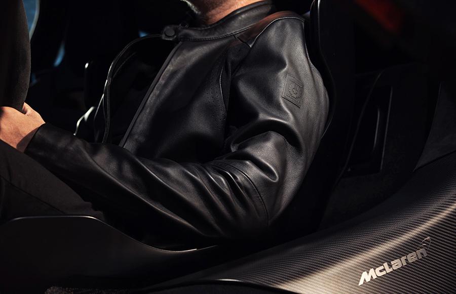 Belstaff X McLaren Collection