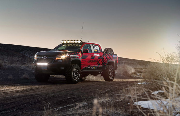 Chevrolet Colorado ZR2 Race Parts