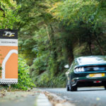 Ford Mustang Bullitt Isle of Man TT Motorcycle Course