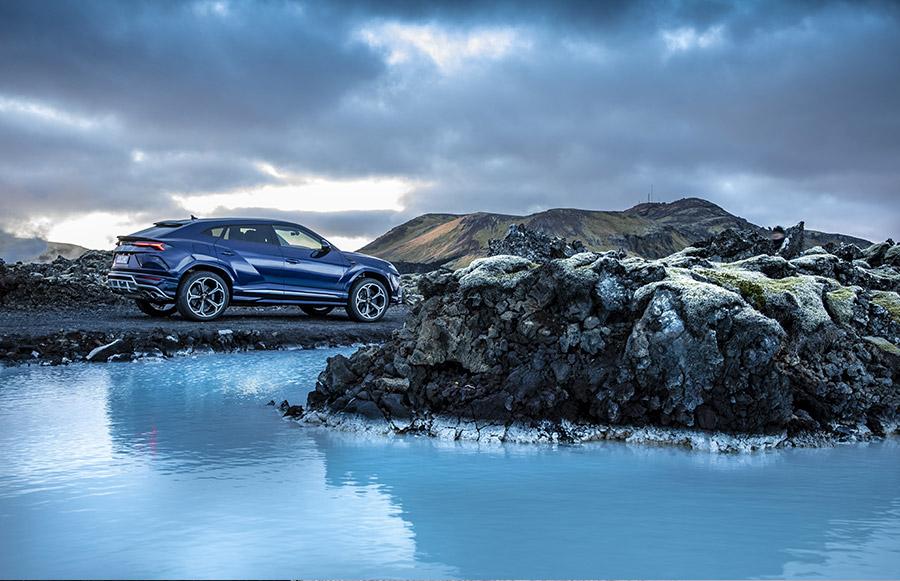 Lamborghini Urus Iceland Avventura