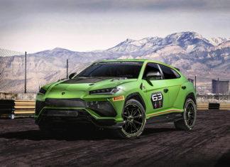 Lamborghini Urus ST-X Concept Racing SUV