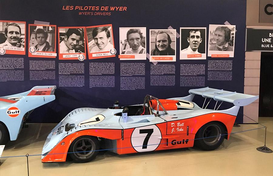 Le Mans Museum
