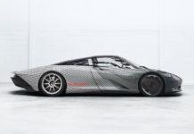McLaren Speedtail Prototype Testing