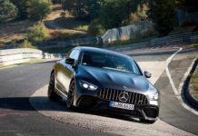 Mercedes-AMG GT 63 S Nürburgring Record