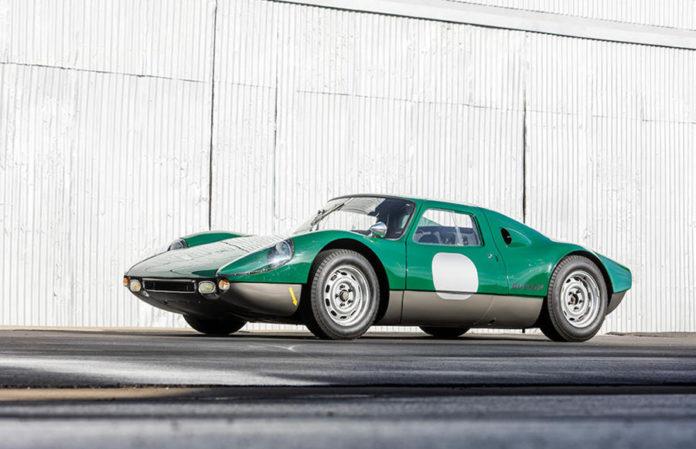 1964 Porsche 904 GTS Bonhams Scottsdale