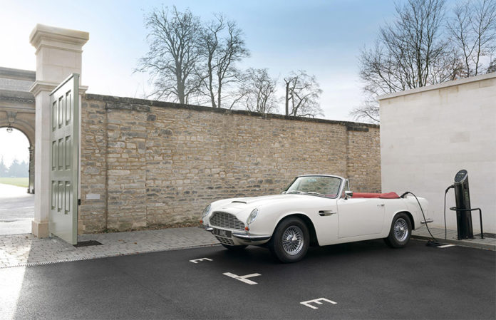 Aston Martin Lagonda EV Heritage Models
