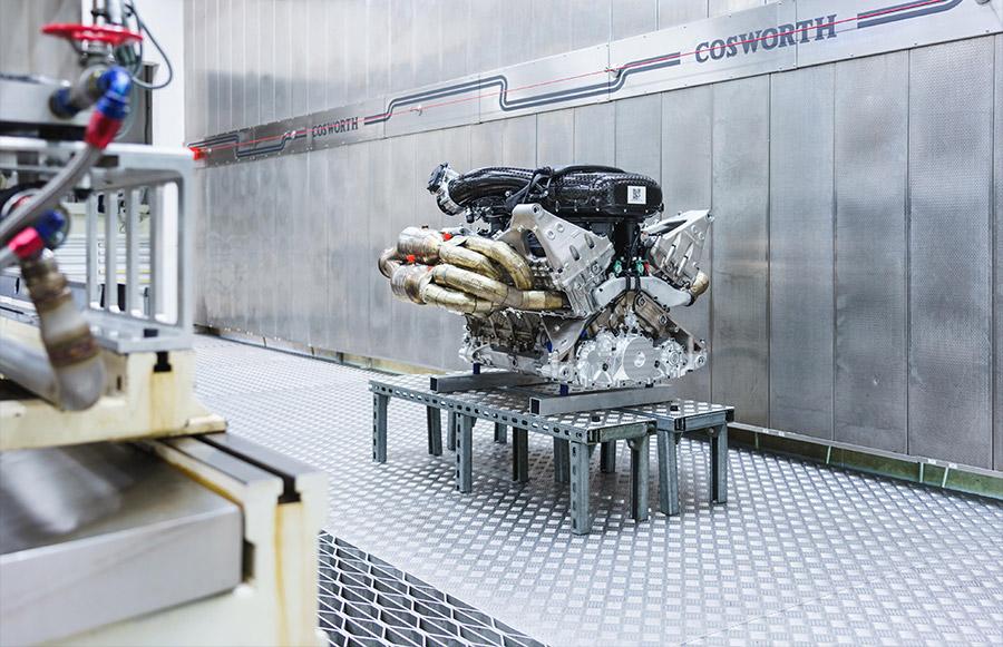Aston Martin Valkyrie's V12 to Produce 1000bhp