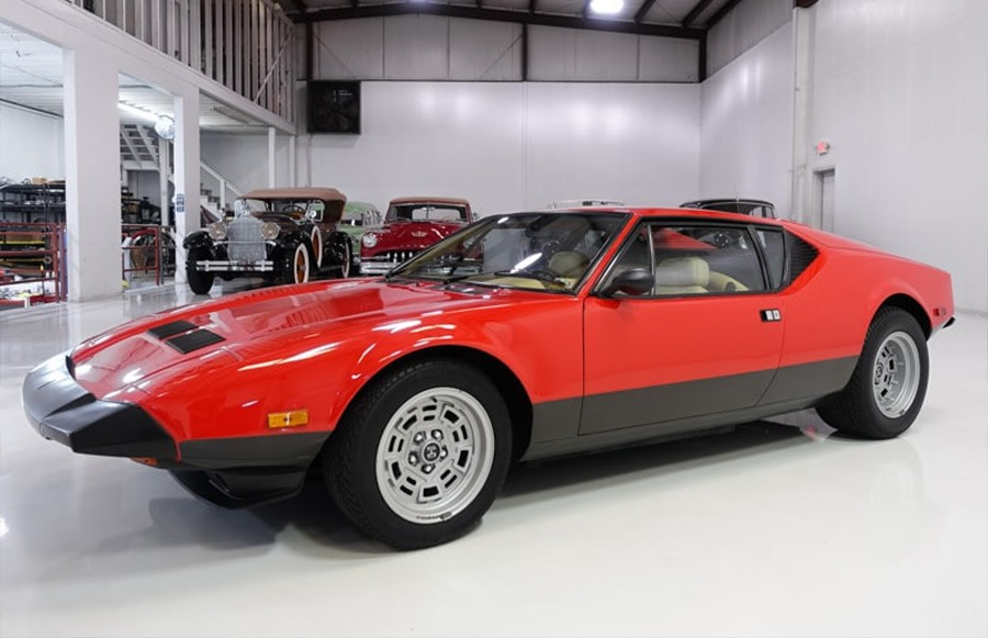 Carroll Shelby 1983 De Tomaso Pantera GTS for sale