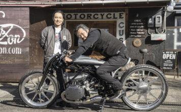 CUSTOM WORKS ZON BMW Motorrad Boxer Engine