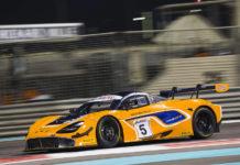 McLaren 720S GT3 Gulf 12 Hours Debut