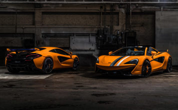 McLaren Beverly Hills Racing Through the Ages Collection