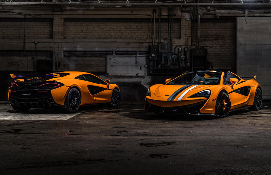 Mclaren Beverly Hills >> Racing Through The Ages Collection Commissioned By Mclaren Beverly