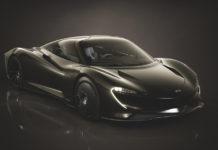 McLaren Speedtail Color Collections