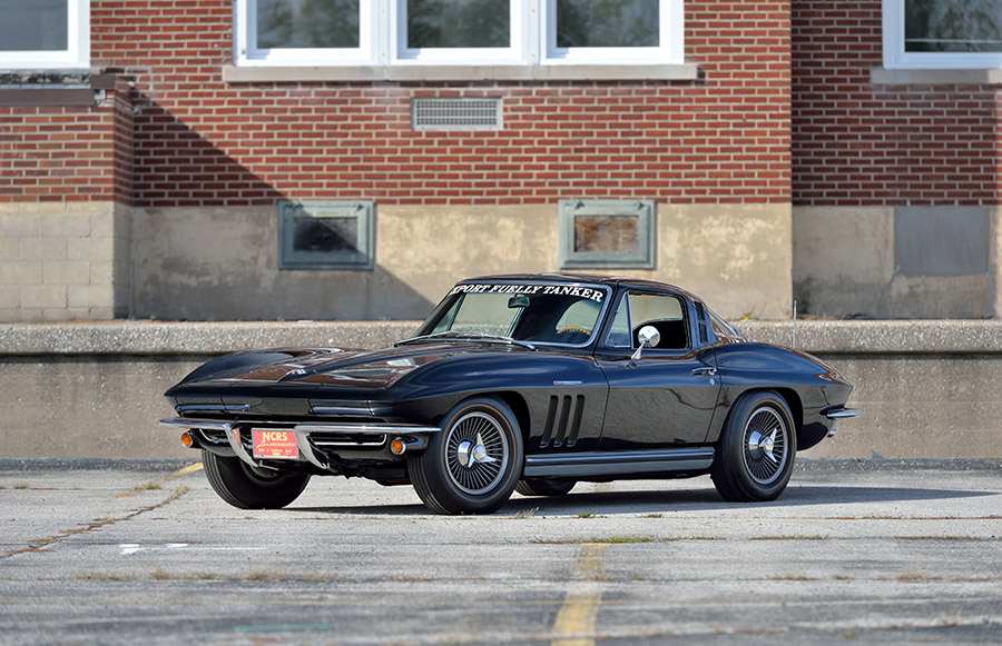 Best in Black Corvette Collection Mecum Kissimmee Auction