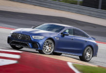 Mercedes-AMG GT 4-Door Pricing