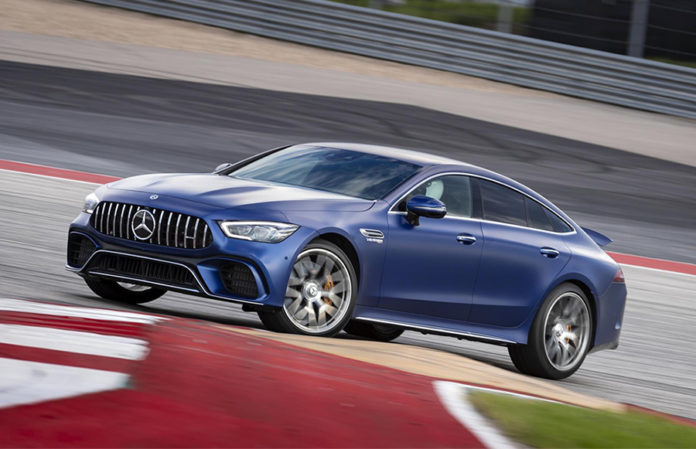 Mercedes-AMG GT 4-Door Pricing