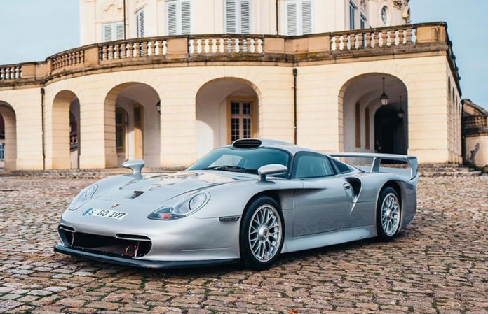 Most Expensive Porsche Cars Ever Sold
