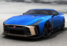 Nissan GT-R50 by Italdesign production