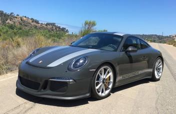 2016 PORSCHE 911R For Sale