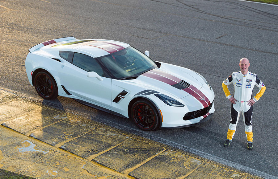 2019 Chevrolet Corvette Drivers Series