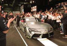 2020 Toyota Supra Barrett-Jackson Scottsdale Auction