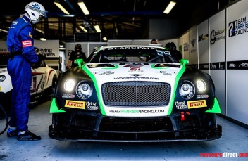 Bentley Continental GT3 For Sale