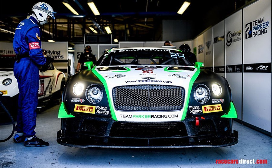 2016 Bentley Continental GT3 for sale