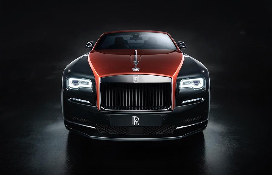 Bespoke Rolls-Royce Best Year Ever