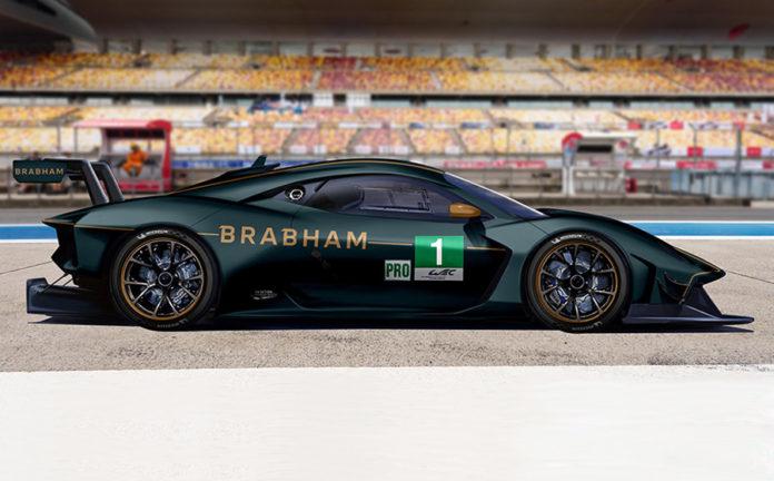 Brabham BT62 Le Mans