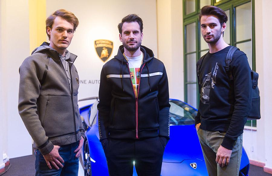 Collezione Automobili Lamborghini Fall-Winter Collection