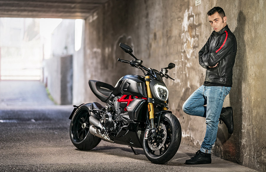 Ducati Diavel 1260 Production