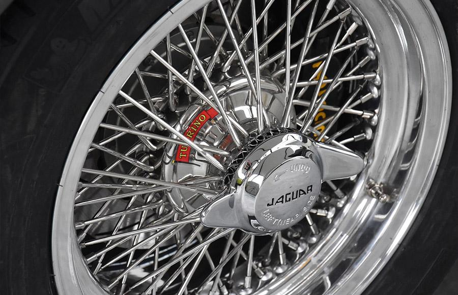 E-Type UK Jaguar S3 2+2