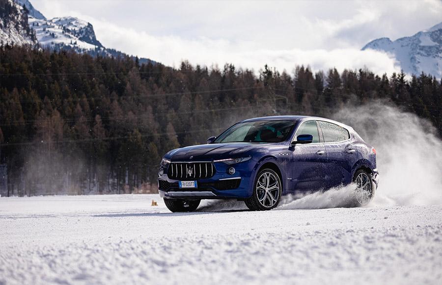 Maserati Winter Experience 2019