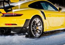 Porsche Grand Prix on ice Austria