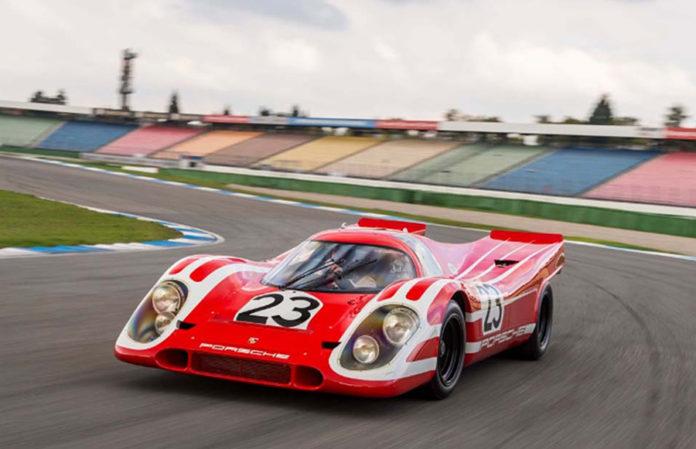 Porsche Museum 2019 Heritage Experience