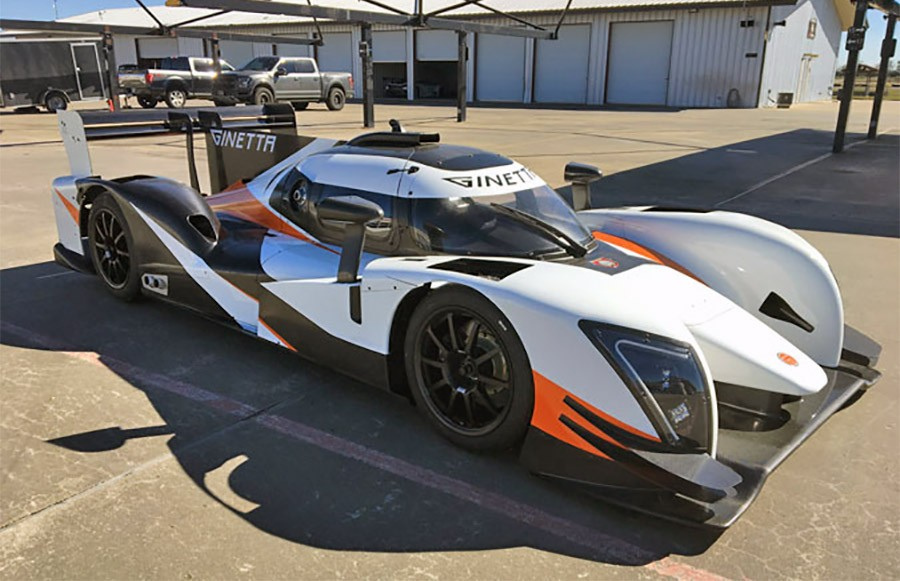 2018 Ginetta G58 for sale