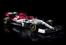 Alfa Romeo Racing C38 Formula1 Debut