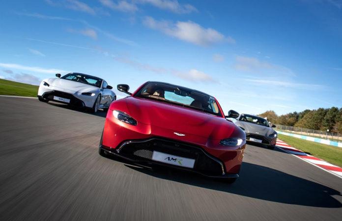 Aston Martin Track Experiences